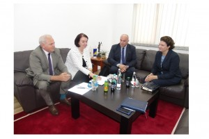 CHIEF PROSECUTOR MET WITH UNDP REPRESENTATIVES IN BIH